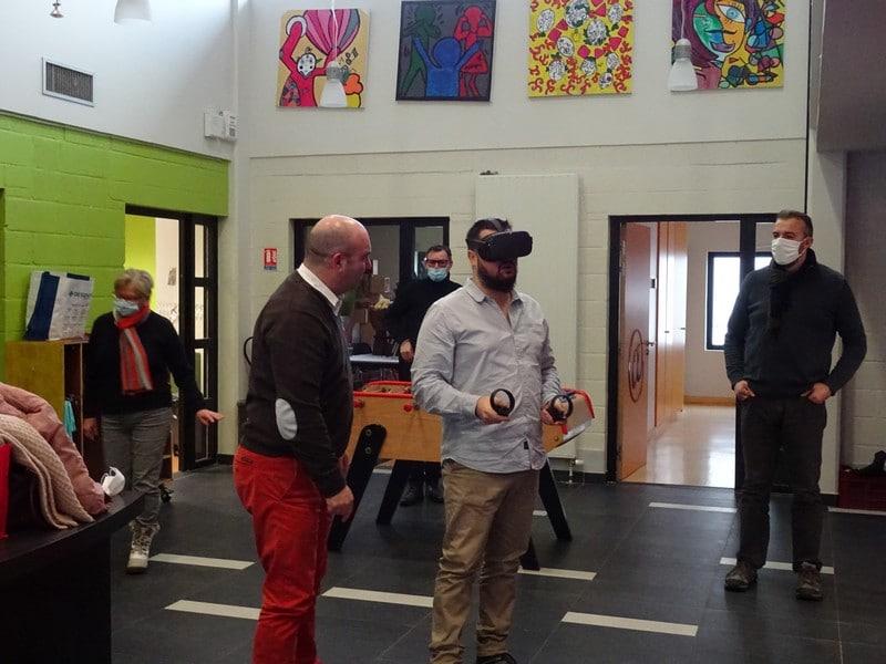 La Réalité Virtuelle bientôt à la portée de nos ados