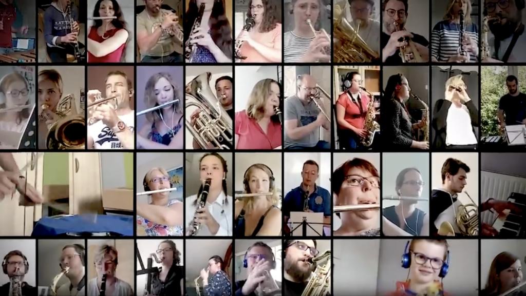 L'orchestre 2.0 se produit à nouveau !