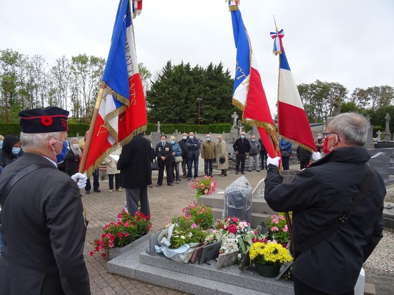 Hommage posthume à André Colin